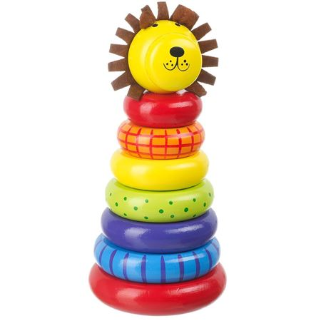 Magnetic Wobbly Stacker Tidlo Toys For Babies