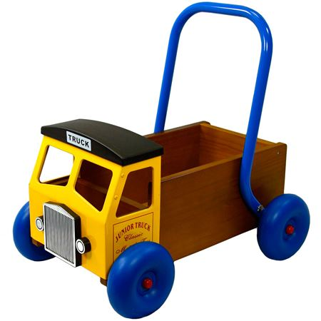 Picture of Baby Walker - Yellow Truck