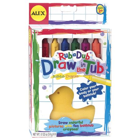 Picture of Bath Crayons Set