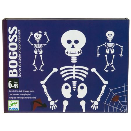 Picture of Bogoss Skeleton Card game