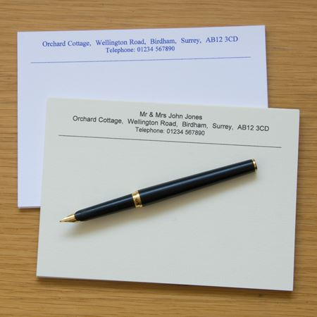 Picture of Correspondence Cards x 50