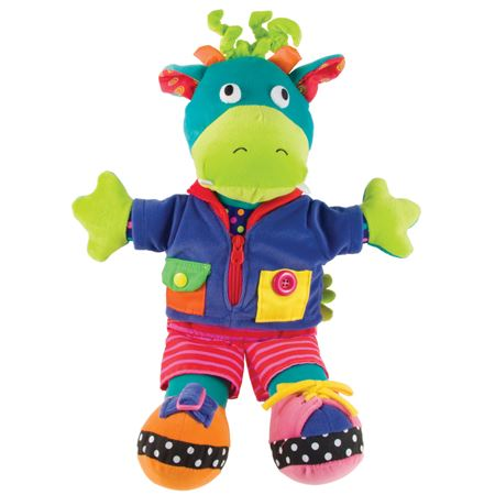 Picture of Dragon Fastening Soft Toy