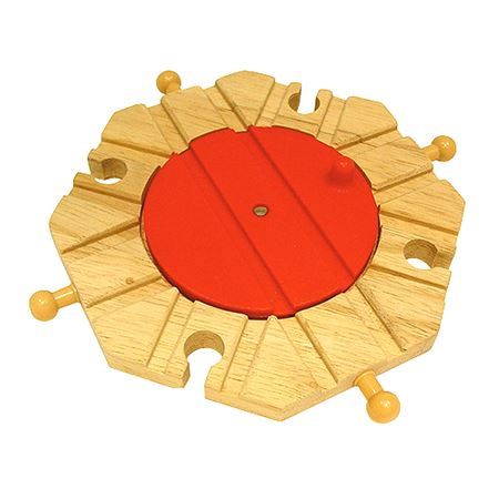 Picture of Eight Way Turntable (Bigjigs Rail BJT134)