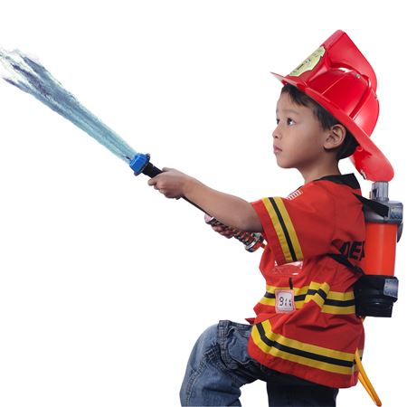Picture of Super Soaker Fire Hose Backpack