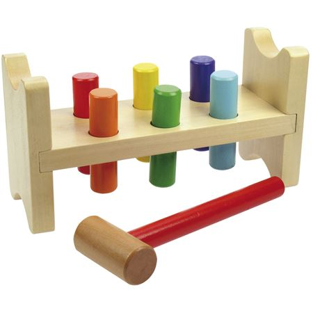 Picture of Hammer Peg Bench