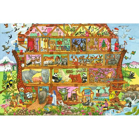 Picture of Noah's Ark Puzzle 48 piece