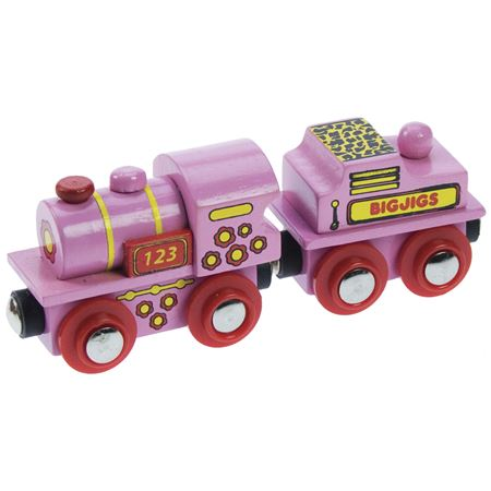 Picture of Pink Engine