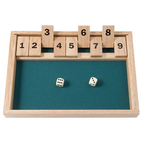 Picture of Shut the Box Game