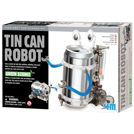 Picture of Tin Can Robot