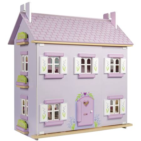 Picture of Lavender Dolls House (H108)