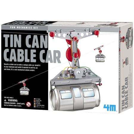 Picture of Tin Can Cable Car