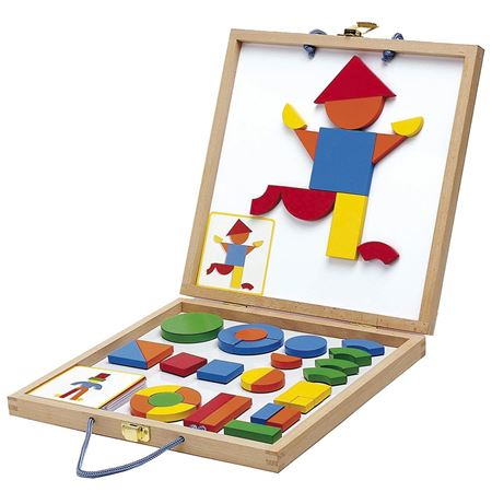 Picture of Geoforme Magnetic Shapes Box