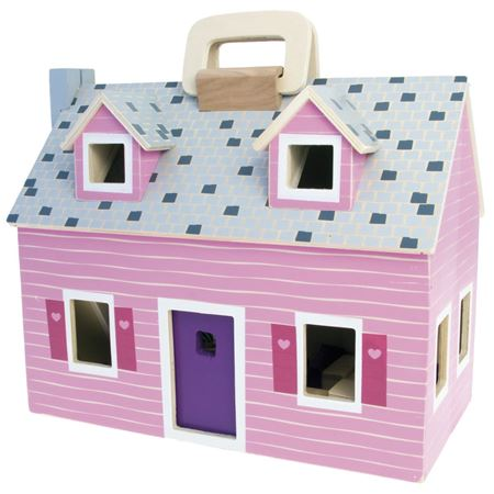 Picture of Fold & Go Dolls House