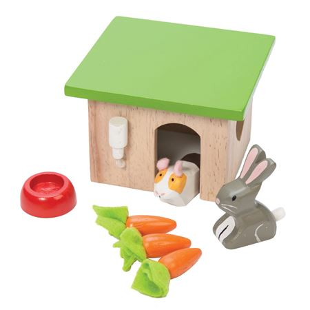 Picture of Bunny & Guinea Pig Set
