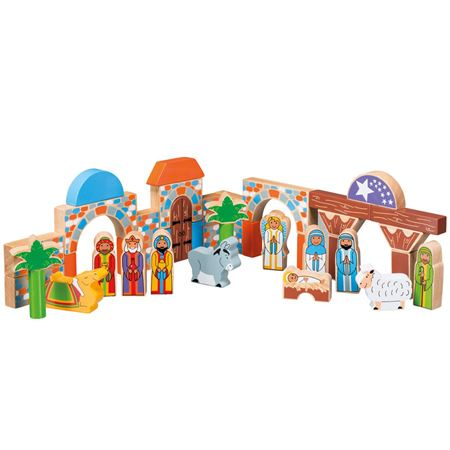 Picture of Building Blocks - Nativity
