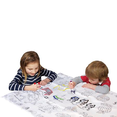 Picture of The Activity Table Cloth