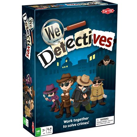 Picture of We Detectives Game