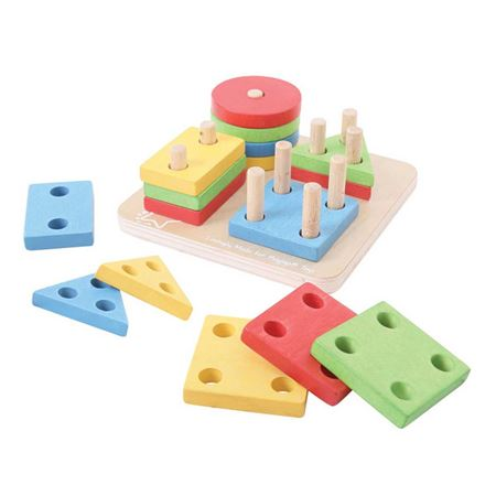 Picture of Four Shape Stacker