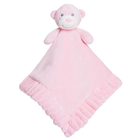Picture of Pink Bear Comforter
