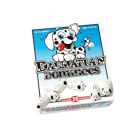 Picture of Dalmatian Dominoes