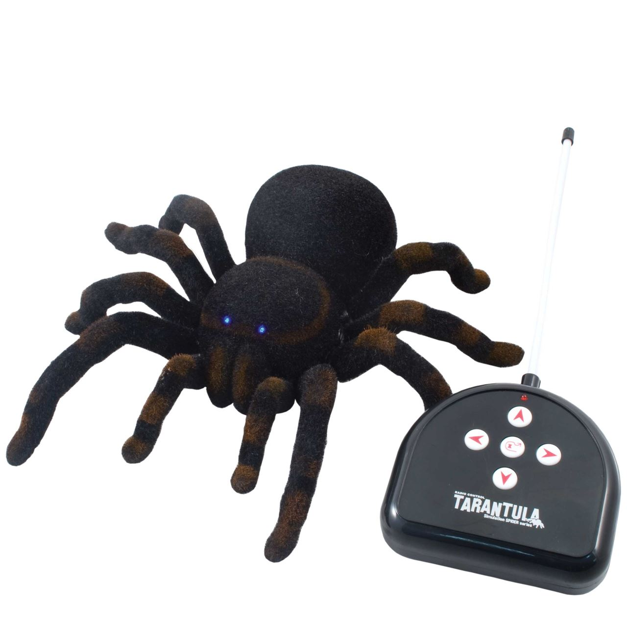 Remote Control Giant Tarantula Tech Toys Gadgets