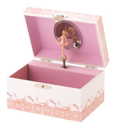 Picture of Ballet Musical Jewellery Box