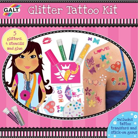 Picture of Glitter Tattoo Kit