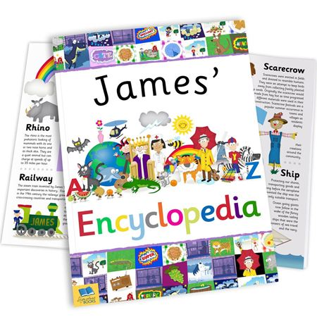 Picture of My Personalised Encyclopedia