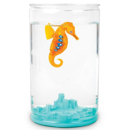 Picture of Aquabot Seahorse with Bowl