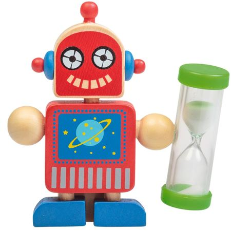 Picture of Robot Toothbrush Timer