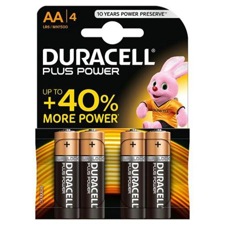 Picture of Batteries - AA Pack of 4