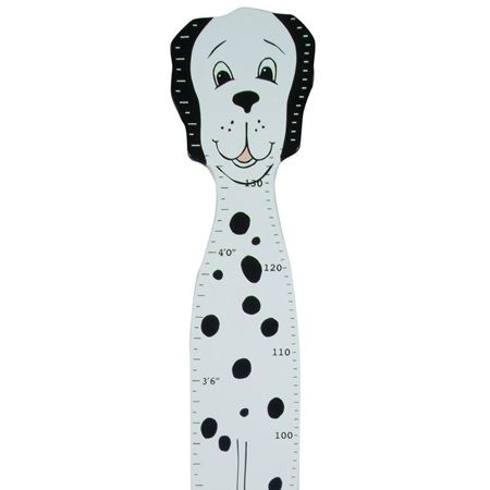 Picture of Height Chart - Dalmatian
