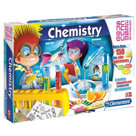 Picture of Chemistry Set
