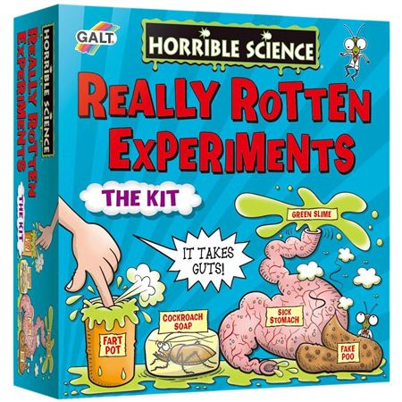 Picture of Really Rotten Experiments