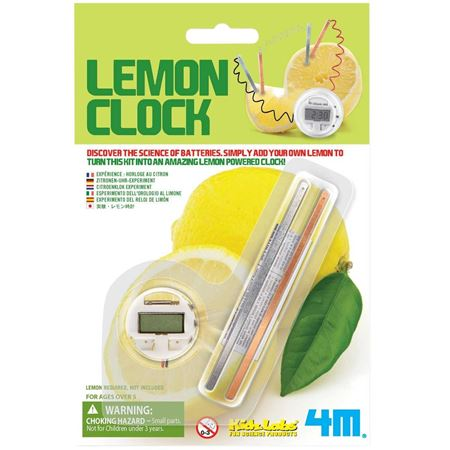 Picture of Lemon Clock