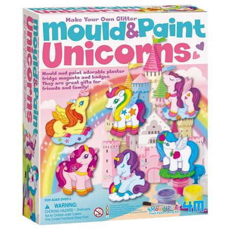 Picture of Mould and Paint Unicorns