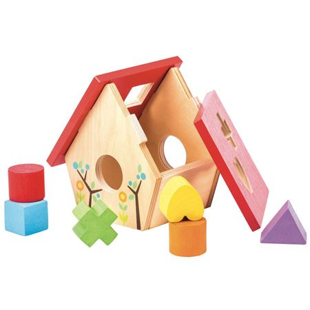 Picture of Bird House Shape Sorter