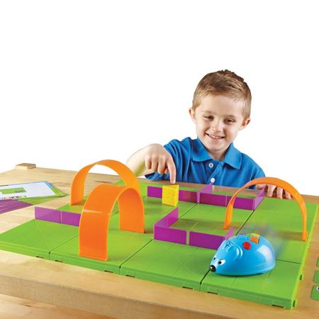 Picture of Robot Mouse Coding Activity Set
