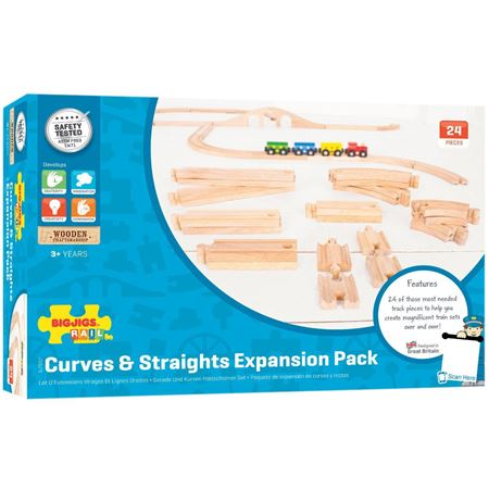 Picture of Curves & Straight Expansion Pack