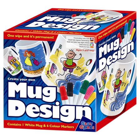Picture of Create Your Own Mug Design