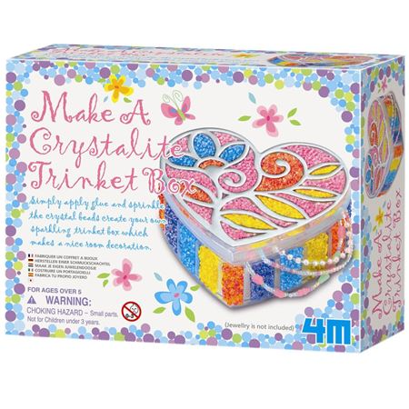 Picture of Make a Crystalite Trinket Box