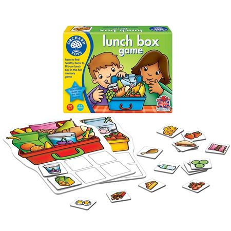 Picture of Lunch Box Game