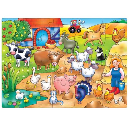 Picture of Who's on the Farm