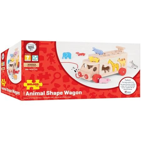 Picture of Animal Shape Lorry