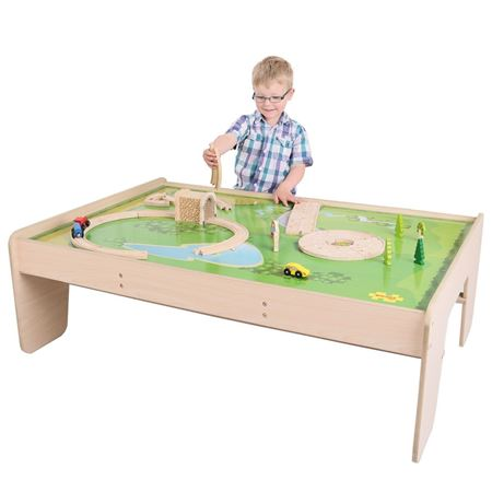 Picture of Train Table
