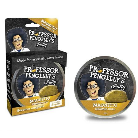 Picture of Magnetic Shimmer Gold Putty