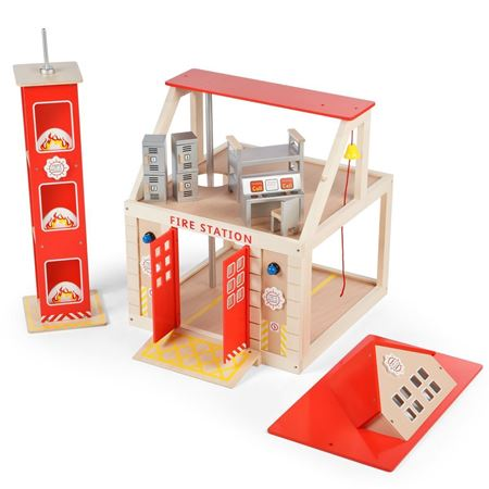 Picture of Fire Station & Engine Bundle