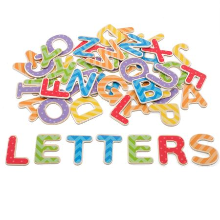 Picture of Magnetic Letters - Uppercase