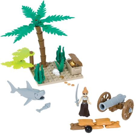 Picture of Buccaneer Island Building Set