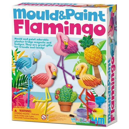 Picture of Mould & Paint Flamingo